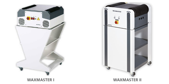 Waxmaster - waxing and polishing in one procedure